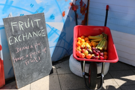 Fruit Exchange Swansea