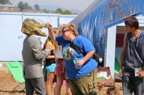 Crocodile fun