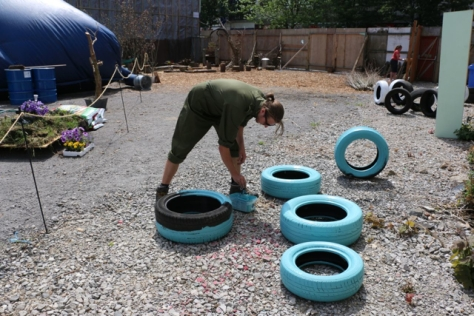 recycle tyres