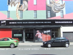 229 High St - Volcano Frontage